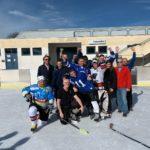 Erster ASVÖ Eishockey Cup