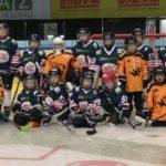 Freundschaftsspiel mit dem ATSE in Graz